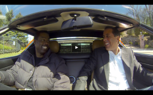 Lots of genius in Comedians in Cars Getting Coffee.